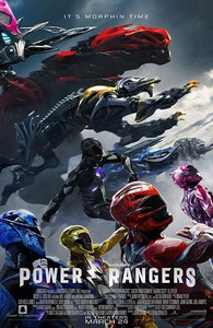 Power Rangers main cover