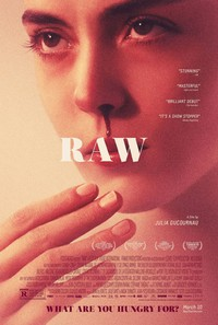 Raw main cover