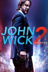 John Wick: Chapter 2 main cover