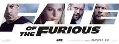 The Fate of the Furious movie photo