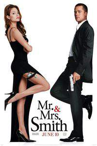 Mr. & Mrs. Smith main cover
