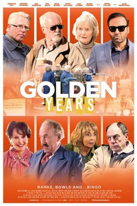 Golden Years main cover