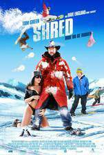 shred movie cover