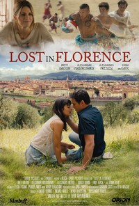 Lost in Florence main cover