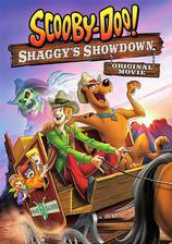 Scooby-Doo! Shaggy's Showdown movie cover
