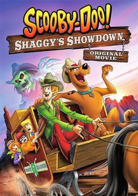 Scooby-Doo! Shaggy's Showdown main cover