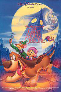 The Great Mouse Detective main cover