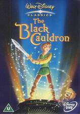 the_black_cauldron movie cover
