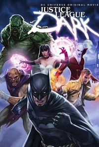 Justice League Dark main cover