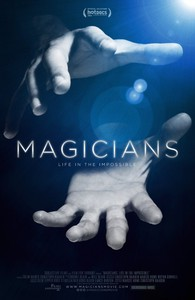 Magicians: Life in the Impossible main cover