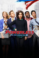 powerless_2017 movie cover