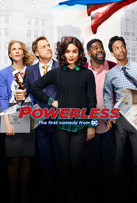 Powerless movie cover