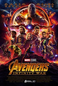 The Avengers: Infinity War main cover