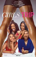 Girls Trip movie cover