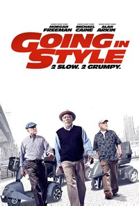 Going in Style main cover