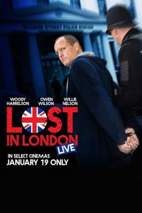 Lost in London main cover