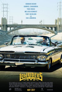 Lowriders main cover