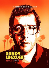 Sandy Wexler main cover