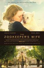 The Zookeeper's Wife movie cover