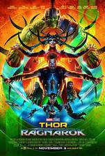 Thor: Ragnarok movie cover
