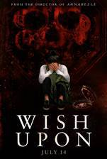 Wish Upon movie cover