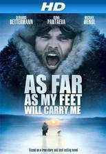 As Far as My Feet Will Carry Me movie cover