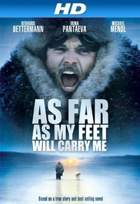 As Far as My Feet Will Carry Me main cover