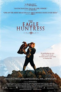 The Eagle Huntress main cover