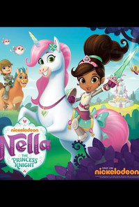 Nella the Princess Knight movie cover