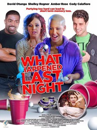 What Happened Last Night main cover