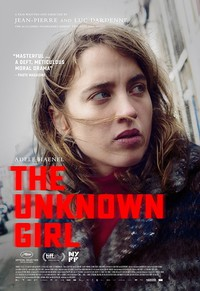 The Unknown Girl main cover