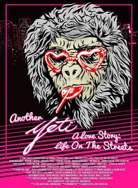 Another Yeti a Love Story: Life on the Streets main cover