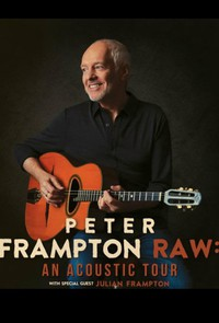Peter Frampton Raw: An Acoustic Show main cover