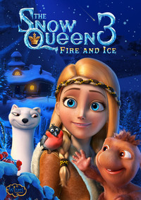 The Snow Queen 3: Fire and Ice main cover