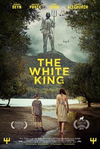 The White King main cover