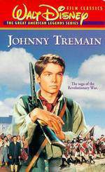 johnny_tremain movie cover