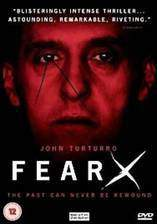 fear_x movie cover