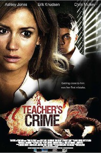 A Teacher's Crime main cover