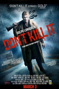 Don't Kill It main cover