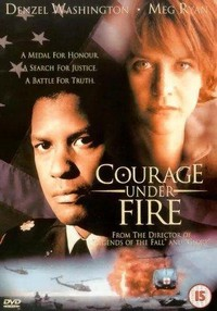 Courage Under Fire main cover