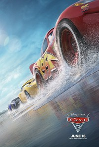 Cars 3 main cover