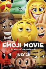 The Emoji Movie movie cover