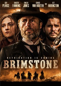 Brimstone main cover
