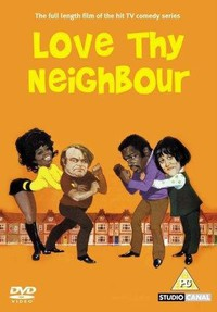 Love Thy Neighbour main cover