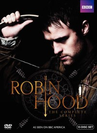 Robin Hood movie cover