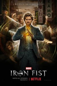 Iron Fist movie cover