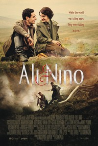 Ali and Nino main cover