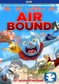 Air Bound main cover