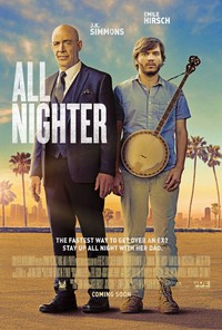 All Nighter main cover
