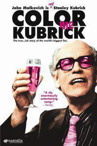 Colour Me Kubrick: A True...ish Story main cover
